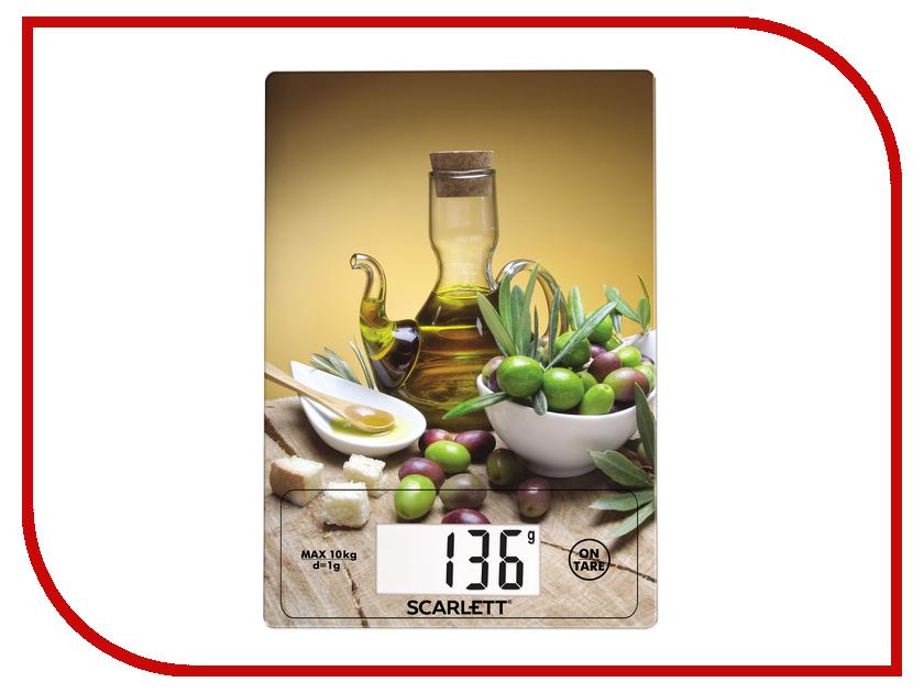 Весы Scarlett SC-KS57P23 весы напольные scarlett sc bsd33e894