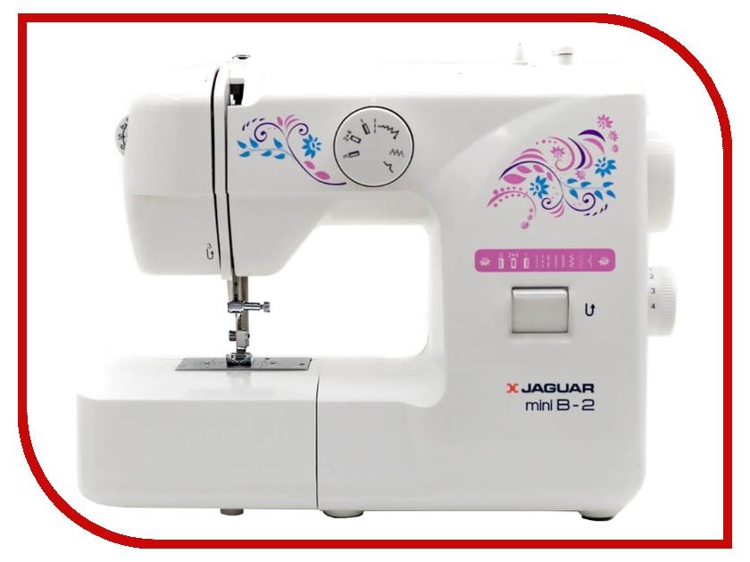 Швейная машинка Jaguar Mini B-2 швейная машинка janome sew mini deluxe