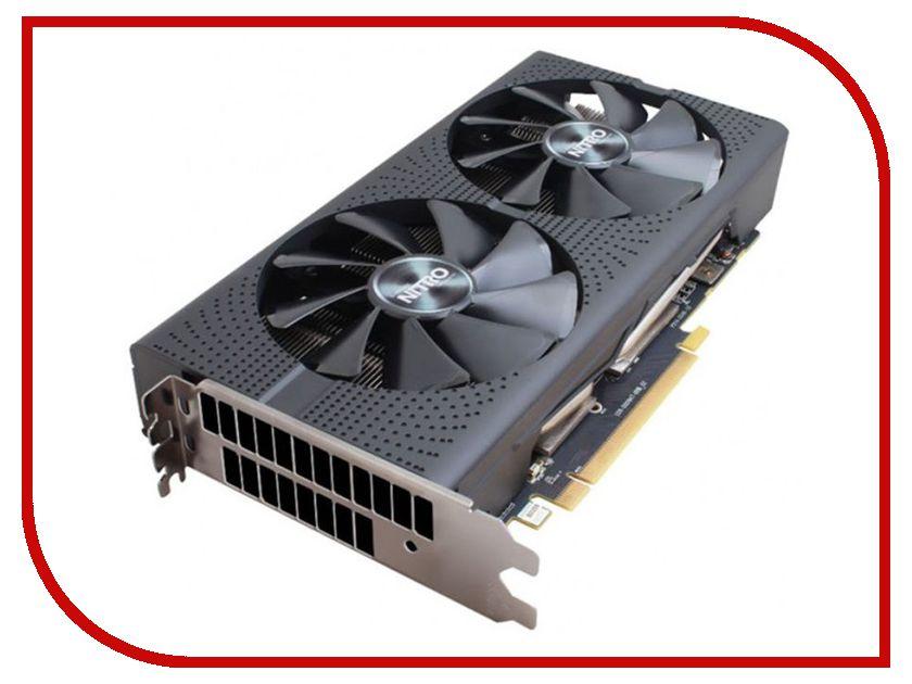 все цены на Видеокарта Sapphire Nitro Radeon RX 470 1236Mhz PCI-E 3.0 4096Mb 7000Mhz 256 bit 11256-35 онлайн