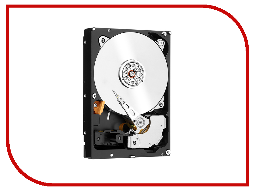 Жесткий диск 6Tb - Western Digital WD Red Pro WD6002FFWX