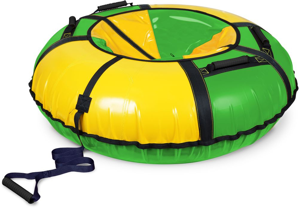 цены на Тюбинг Nika ТБ1К-110 Green-Yellow в интернет-магазинах