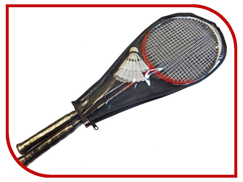 Игрушка Z-Sports Набор для бадминтона HS-004 28258192 набор для бадминтона wish fusiontec 799k цвет синий