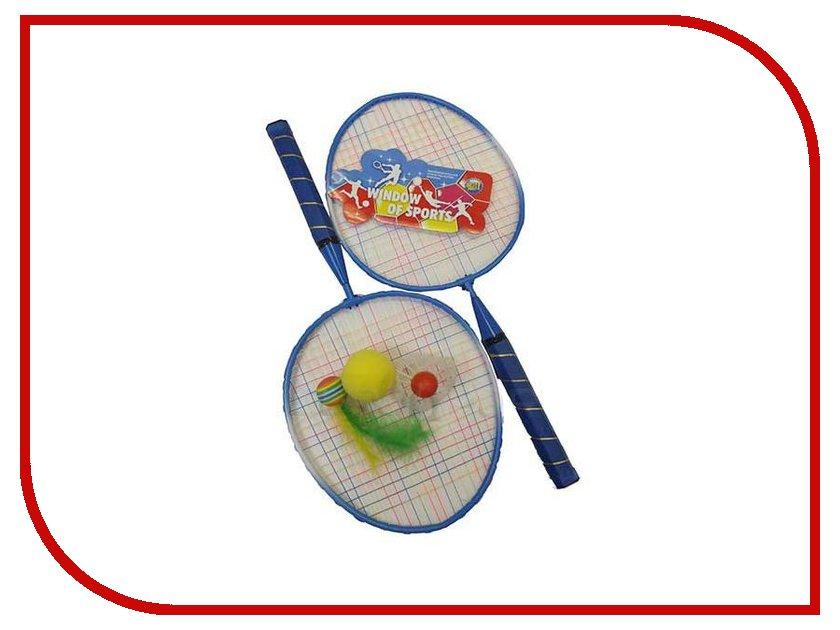 Игрушка для активного отдыха Sport Elite Набор для бадминтона TX97872 28265522 игра sport elite диск для аэрофутбола tx108912