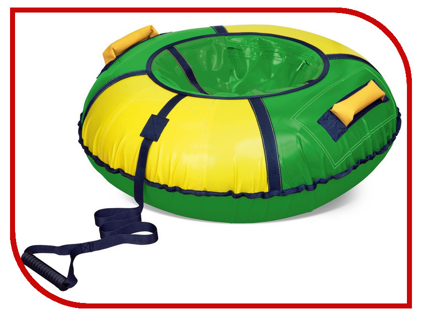 Тюбинг Nika ТБ1К-95 Green-Yellow цены онлайн