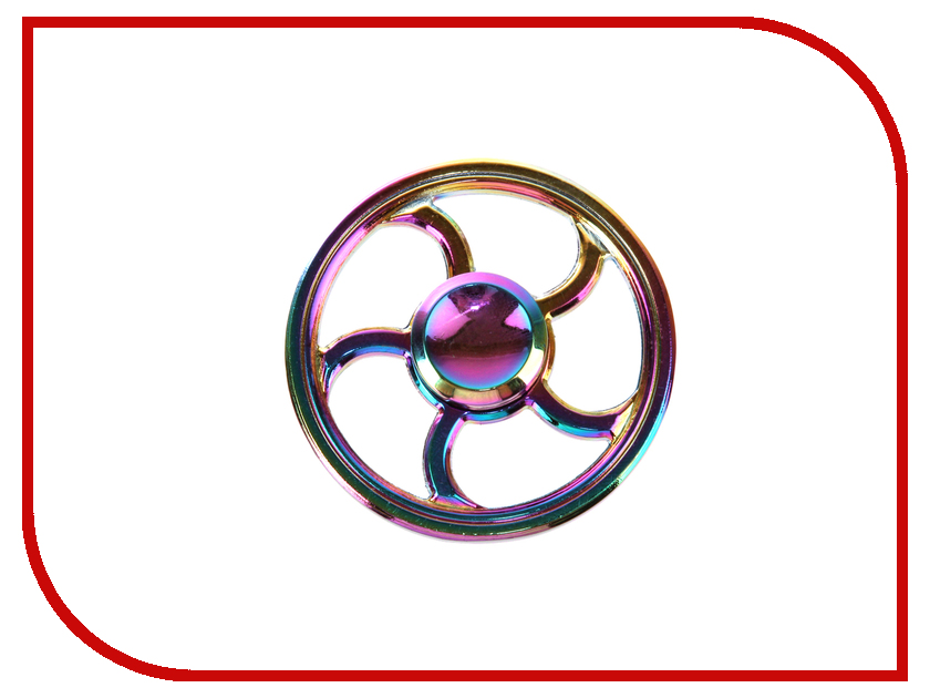 Спиннер Aojiate Toys Finger Spinner Колесо RV601 tri fidget hand spinner triangle metal finger focus toy adhd autism kids adult toys finger spinner toys gags