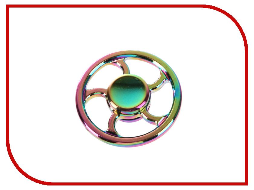 Спиннер Aojiate Toys Finger Spinner Радужное колесо RV616 toys block