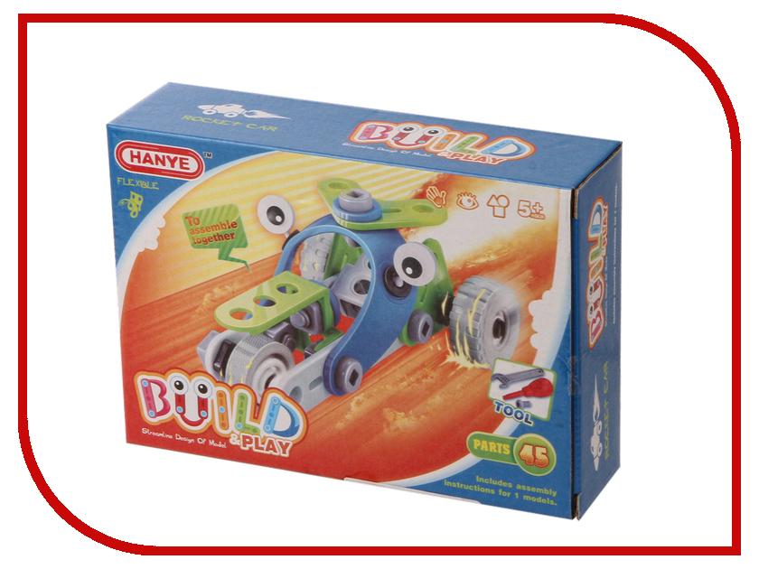 Конструктор Toy Toys Гоночная машина 45 деталей TOTO-019 контекс wave