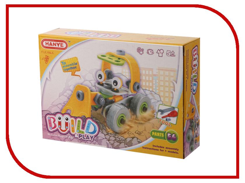 Конструктор Toy Toys Бульдозер 56 деталей TOTO-016
