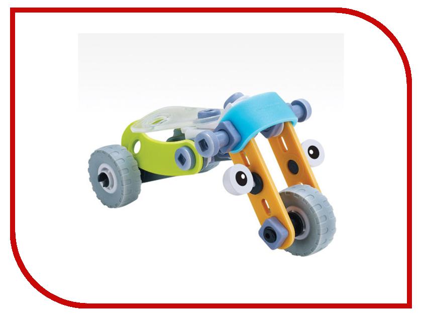 Конструктор Toy Toys Мотоцикл 53 детали TOTO-027 конструктор cyber toy cybertechnic 2 в 1 303 детали 7781