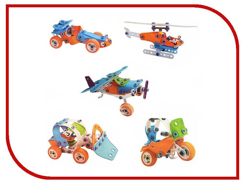 Конструктор Toy Toys Авиатранспорт 132 деталей TOTO-022