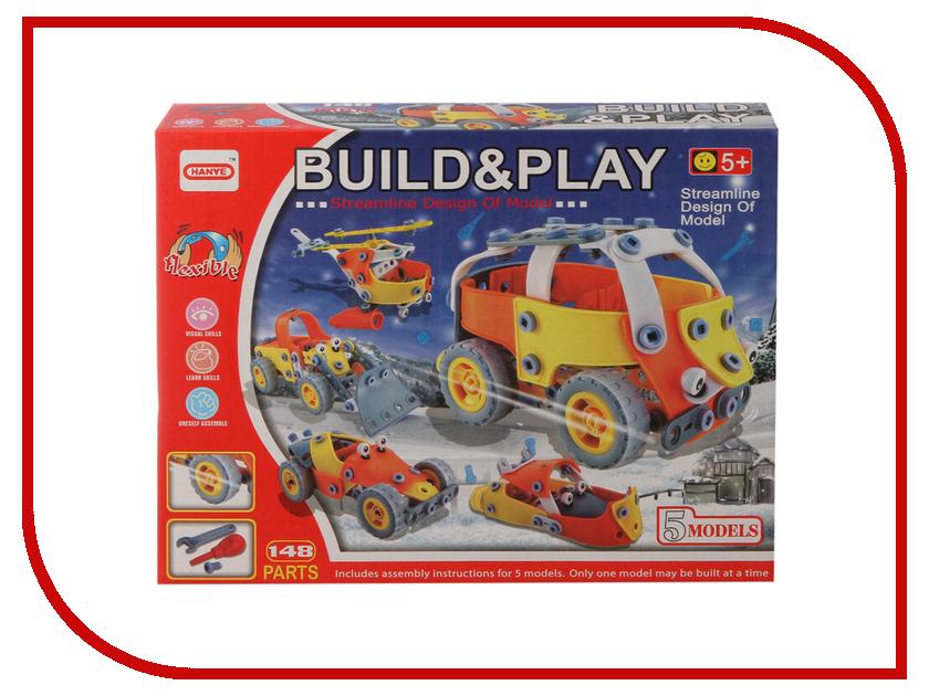 Конструктор Toy Toys Транспорт 148 деталей TOTO-025 jowissa jowissa j3 025 s