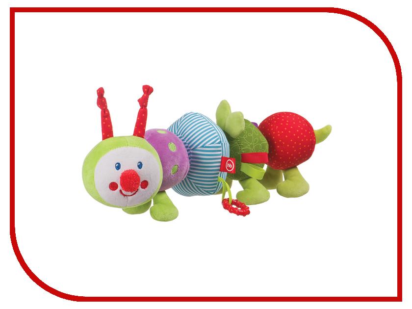 Игрушка Happy Baby 330346 Игрушка-трансформер Гусеница развивающая игрушка в коляску гусеница