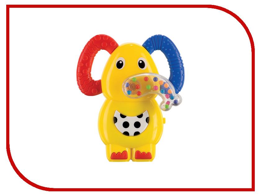 Игрушка Happy Baby Музыкальная погремушка прорезыватель Jumbo 330059 прорезыватели happy baby музыкальная погремушка прорезыватель слоненокjumbo