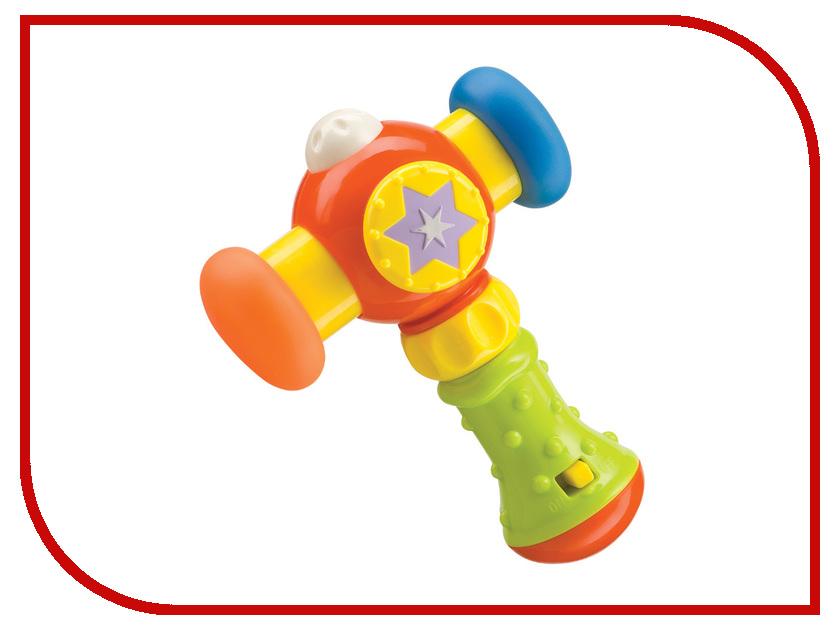Игрушка Happy Baby 330067 Музыкальный молоток развивающая игрушка happy baby музыкальный молоток magic hammer