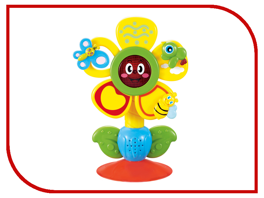 Игрушка Happy Baby 330072 Fun Flower