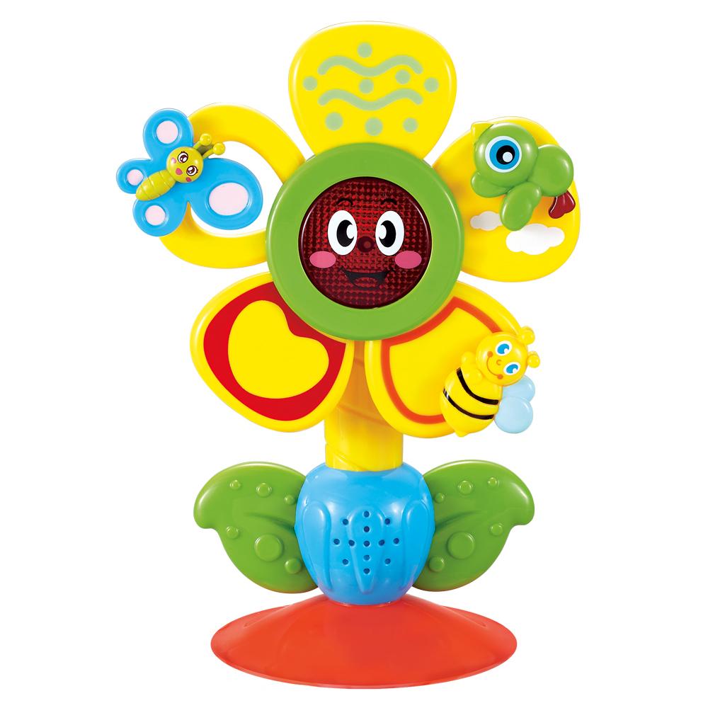 Игрушка Happy Baby 330072 Fun Flower стоимость