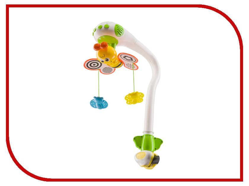 Музыкальный мобиль Happy Baby 330074 Музыкальный мобиль Magic Butterflies развивающая игрушка музыкальный молоток happy baby magic hammer звук
