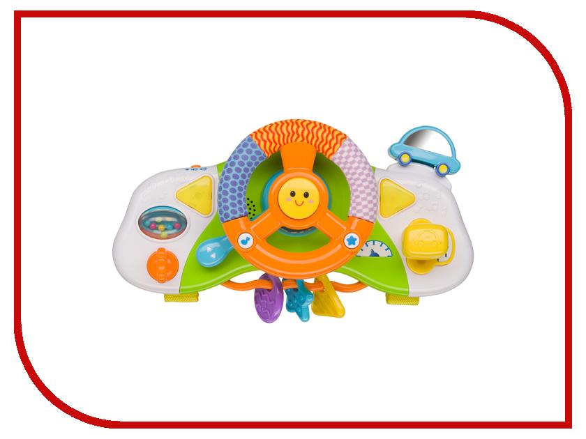 Игрушка Happy Baby Музыкальная игрушка Little Driver 330083 купить happy baby mustang