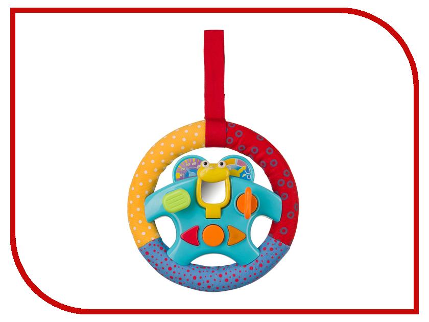 Игрушка Happy Baby Музыкальная игрушка Rudder 330084 happy baby погремушка прорезыватель музыкальная от 3 мес