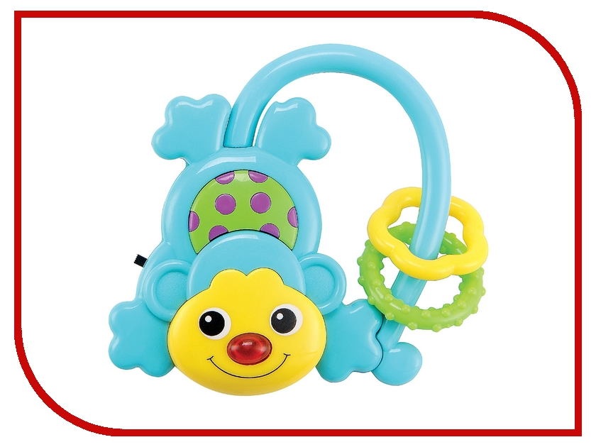 Игрушка Happy Baby Музыкальная обезьянка Moncus 330304