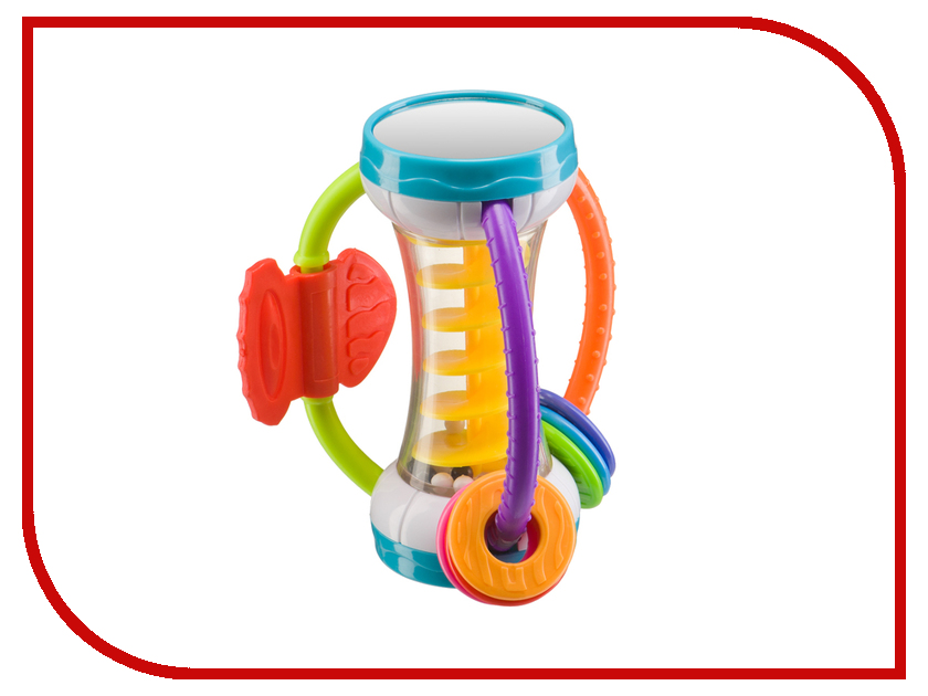 купить Прорезыватель Happy Baby 330309 Spiralium недорого