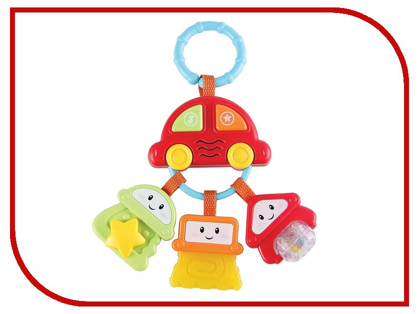 Игрушка Happy Baby Брелок с ключами Sundy 330342 детское автокресло happy baby skyler blue