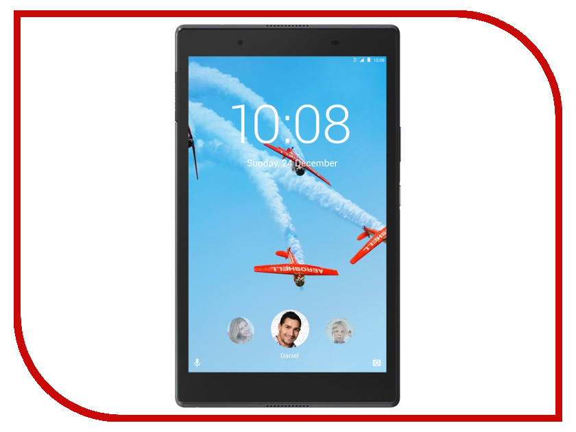 Планшет Lenovo Tab 4 TB-8504F ZA2B0050RU Black (Qualcomm Snapdragon 425 1.4 GHz/2048Mb/16Gb/Wi-Fi/Bluetooth/Cam/8.0/1280x800/Android) планшет lenovo tab 4 tb 7304x za330039ru black mediatek mt8735d 1 3 ghz 1024mb 16gb gps wi fi bluetooth cam 7 0 1024x600 android