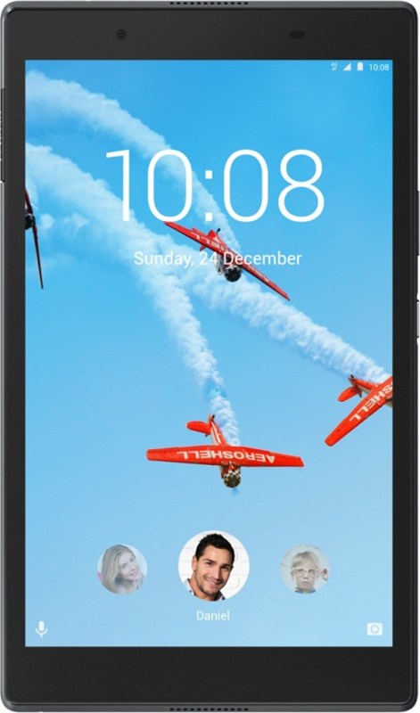 Планшет Lenovo Tab 4 TB-8504F ZA2B0050RU Black (Qualcomm Snapdragon 425 1.4 GHz/2048Mb/16Gb/Wi-Fi/Bluetooth/Cam/8.0/1280x800/Android) original 10 1 inch lenovo tab4 tb x304n 4g call tablet pc 2gb 16gb android 7 1 qualcomm snapdragon 425 quad core gps 7000mah