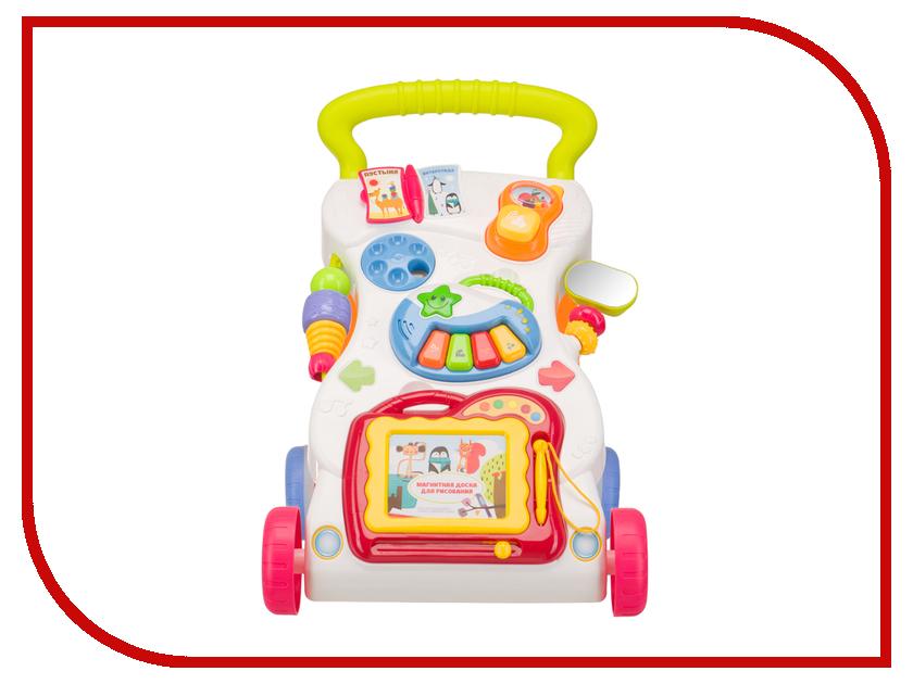 Каталка Happy Baby 330901 Ходунки Junior каталка ходунки play 2254 лев playgo