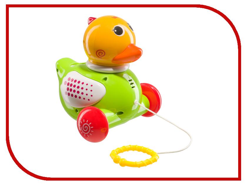 Игрушка Happy Baby Интерактивная уточка 331246 купить гоша интерактивная игрушка
