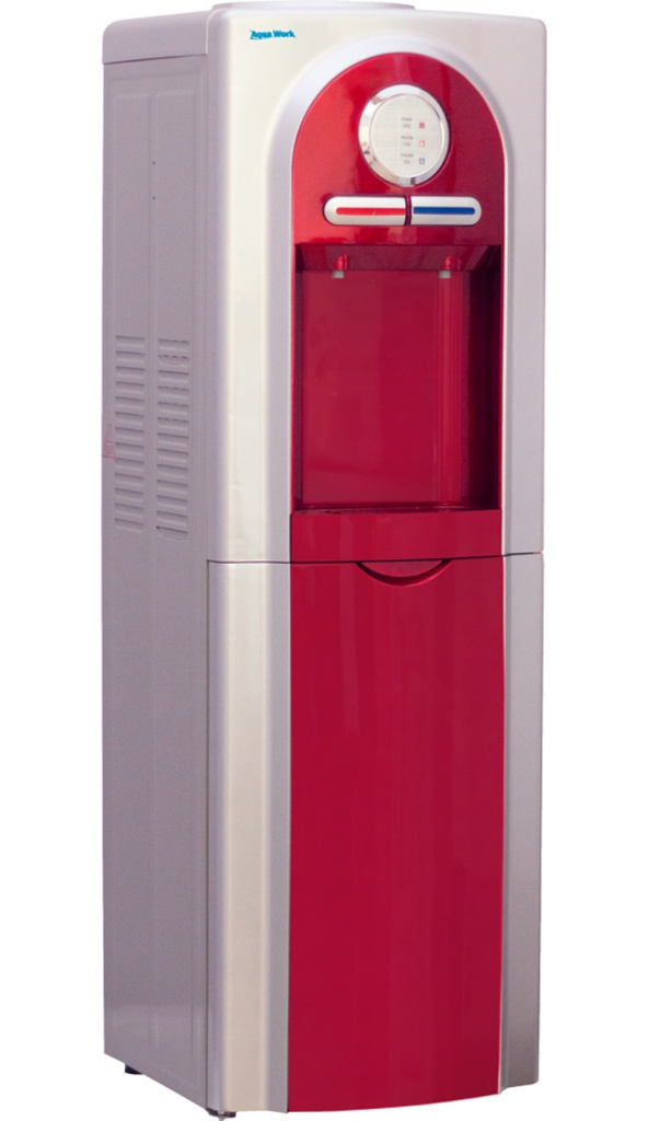 Кулер Aqua Work YLR1-5-VB Red-Silver vb
