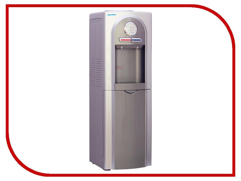 Кулер Aqua Work YLR1-5-VB Grey-Silver