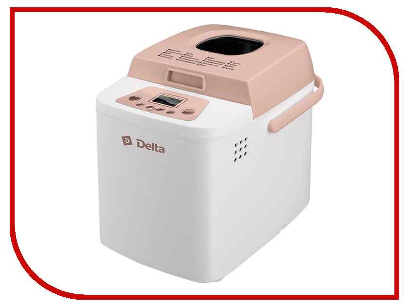 Хлебопечь Delta DL-8006B цена 2017