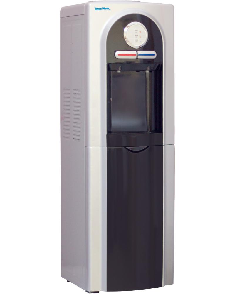 Кулер Aqua Work YLR1-5-VB Black-Silver vb
