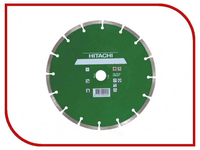 Диск Hitachi 752802 алмазный отрезной, универсальный 125x1.8x22.2mm диск отрезной дремель