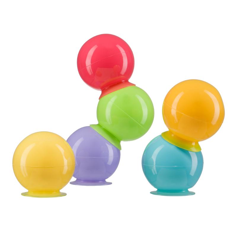 Игрушка Happy Baby 32017 Шарики на присосках IQ-Bubbles