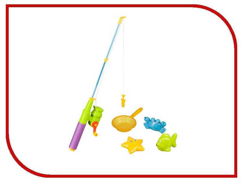 игрушка Happy Baby Набор игрушек для ванной Little Fishman 32025