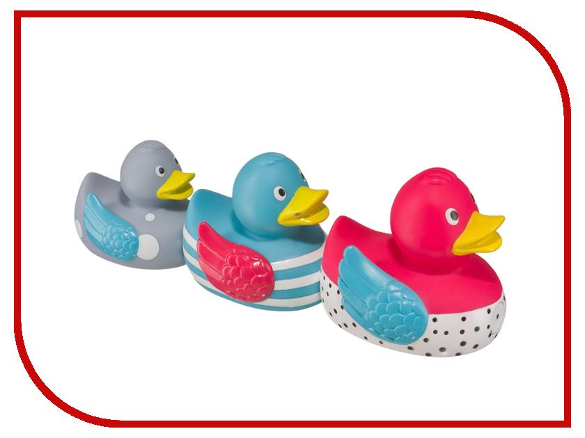игрушка Happy Baby 32026 Набор игрушек для ванной Funny Ducks happy baby набор little fisher