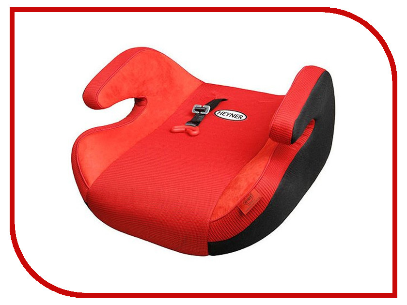 Автокресло HEYNER SafeUP XL Racing Red 783 300 автокресло heyner safeup xl fix blue 783 410