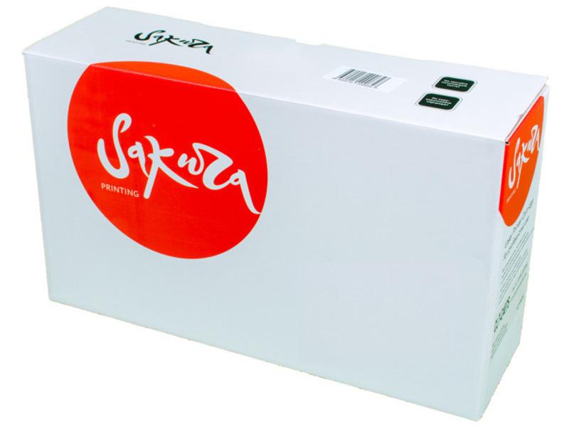 Картридж Sakura Yellow для Samsung CLP-320/321/325/326/3185/318 1500к