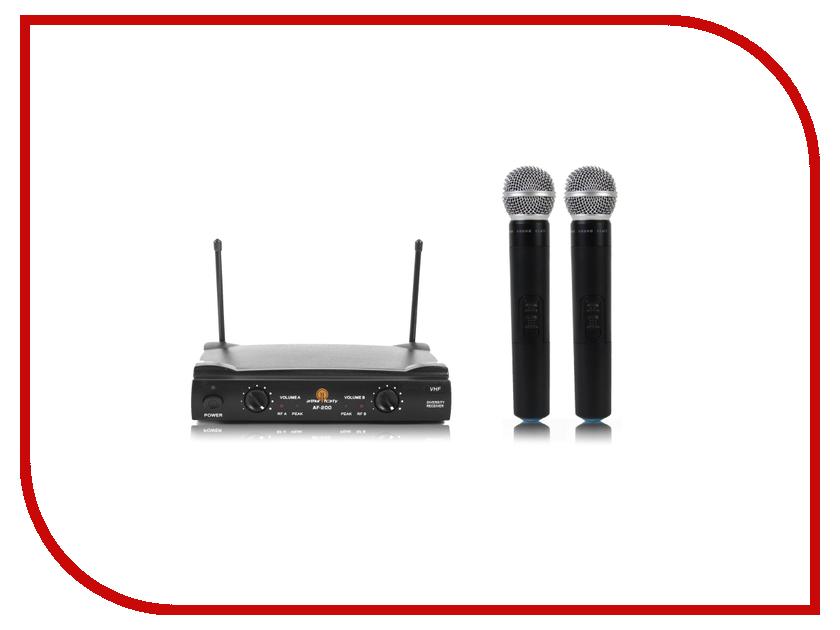 Радиосистема Arthur Forty PSC VHF AF-200 L2 / R2