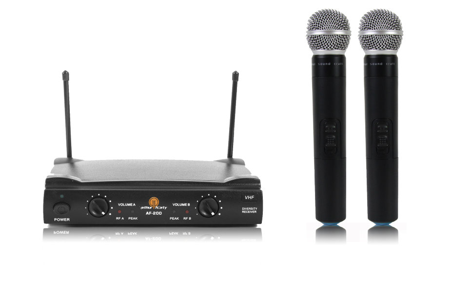 Радиосистема Arthur Forty PSC VHF AF-200 L3/R3