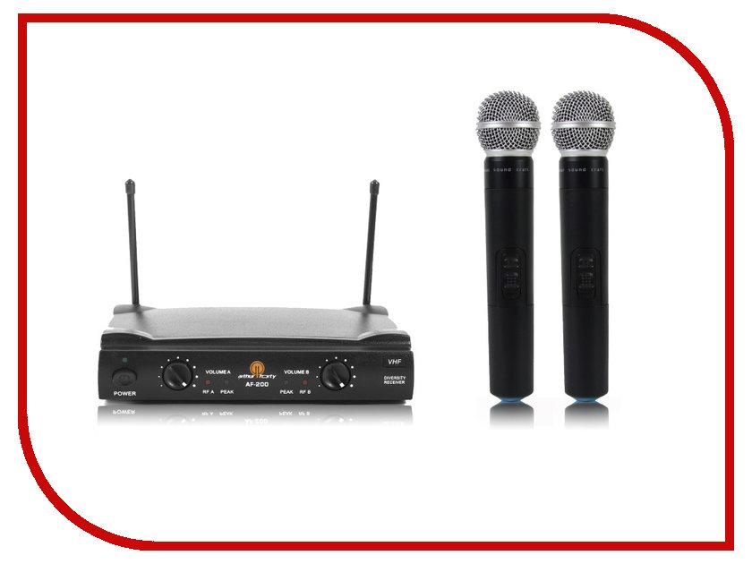 Радиосистема Arthur Forty PSC VHF AF-200 L4 / R4