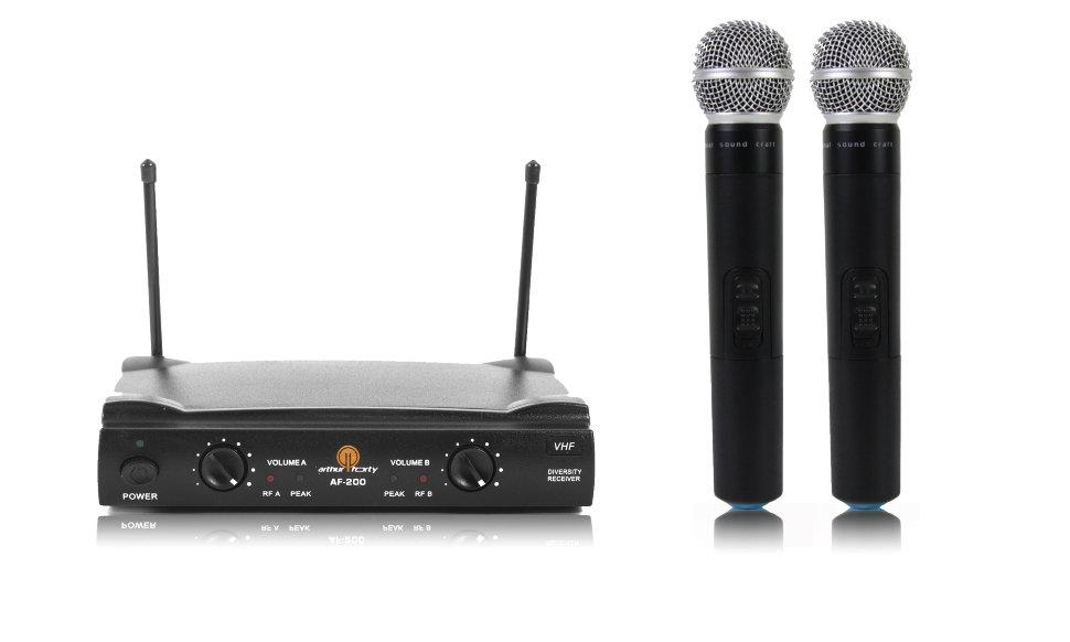 Радиосистема Arthur Forty PSC VHF AF-200 L4/R4