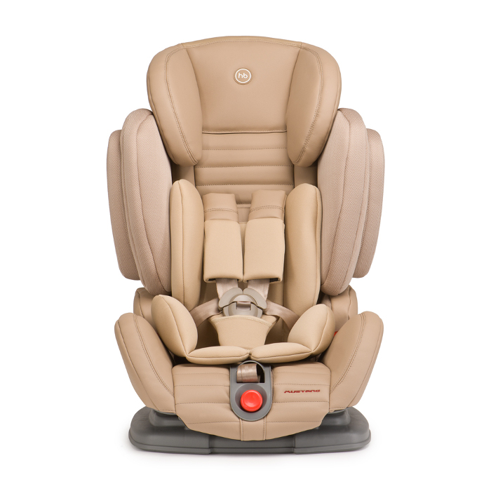 Автокресло Happy Baby Mustang Beige 4690624016707 автокресло happy baby mustang grey