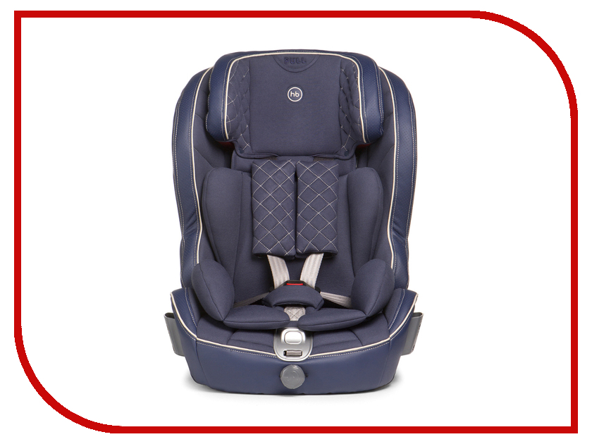 Автокресло Happy Baby Mustang Isofix Blue 4650069780335 сумка pieces pieces pi752bwzwl07