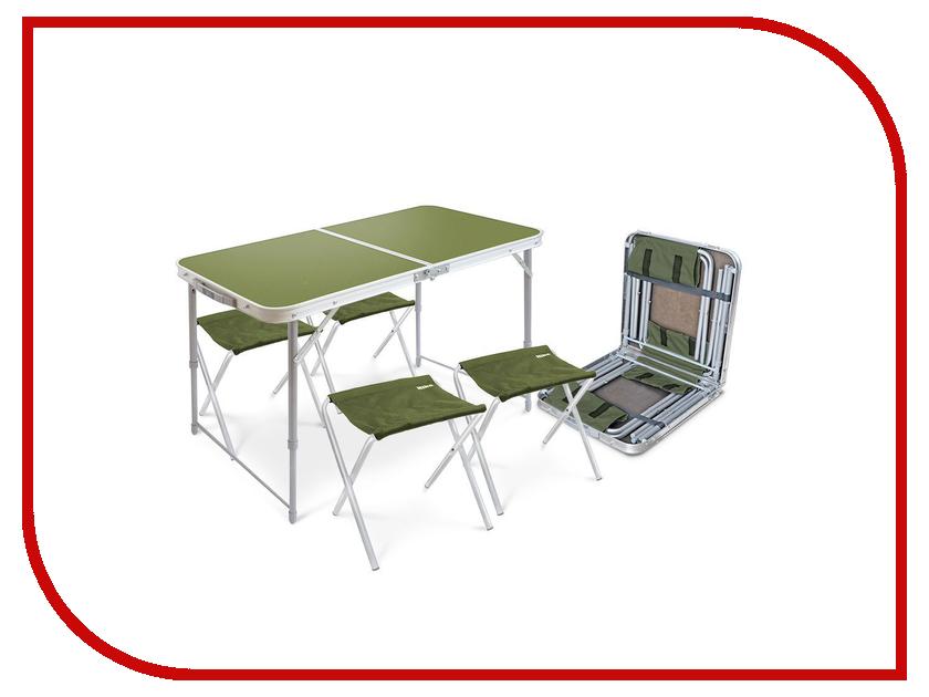 Набор складной мебели Nika ССТ-К2 Green