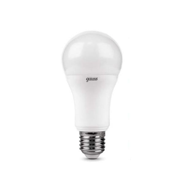 Лампочка Gauss Globe E27 12W A60 4100K 102502212