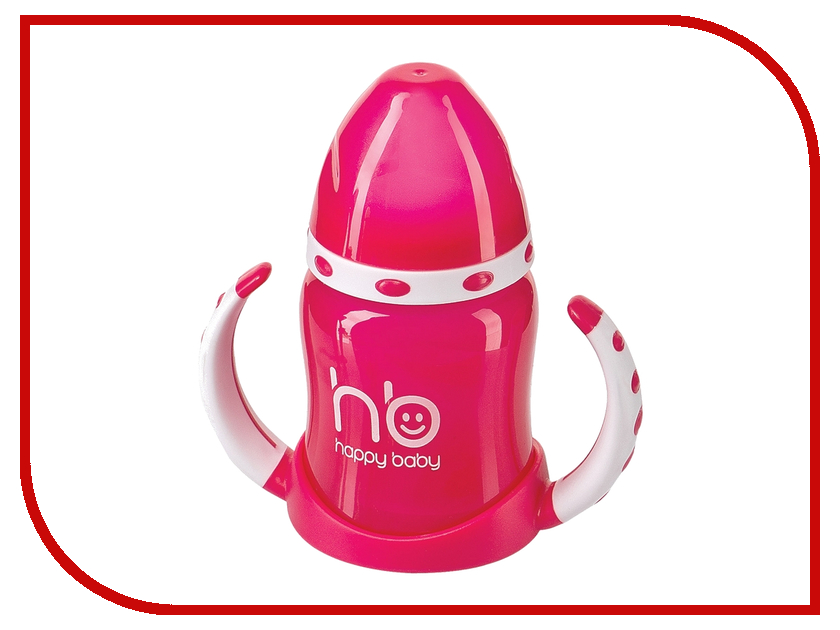 Поильник Happy Baby Ergo Cup Red 14005