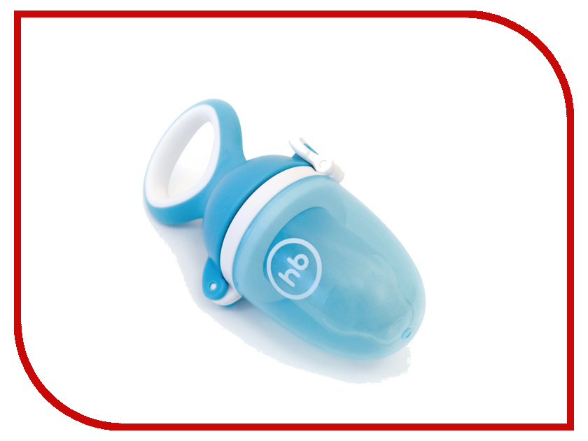 Ниблер Happy Baby 15035 Nibbler Twist Light-Blue